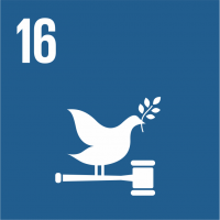 Goal 16 Peace, Justice and Strong Institutions