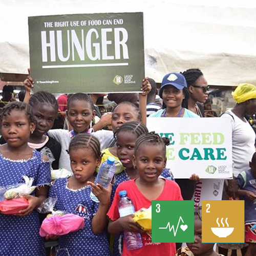 Mushin Outreach – by Lagos Food Bank Initiative