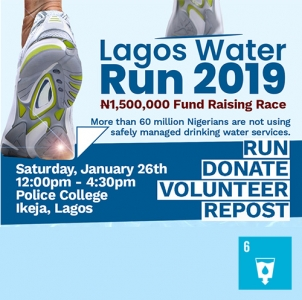 Lagos Water Run 2019